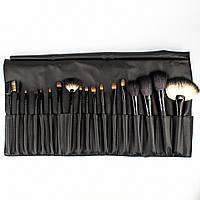 Набор из 18 кистей для макияжа Beauties Factory 2010 Premium Edition Makeup Brushes, фото 1