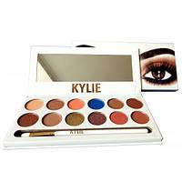 Палитра теней для век Kylie The Royal Peach Palette, фото 1