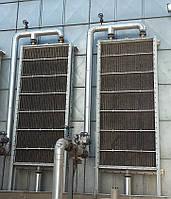 Паровой нагреватель воздуха сушильных установок для зерна и семян