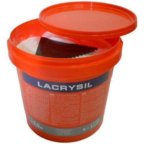 Монтажний клей, на акриловій основі Lacrysil, 6 кг