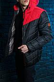 Молодежная весенняю куртка мужская победов Pobedov Sirius Spring Jacket