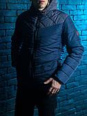 Модная куртка весенняя мужская победов Pobedov Sirius Spring Jacket