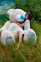 Плюшевый мишка Тедди Великан 2,5 метра