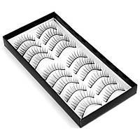 Накладные ресницы 10 пар Beauties Factory  Good-to-go Eyelashes – BF-1
