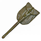 Немецкая складная саперная лопата , фото 2