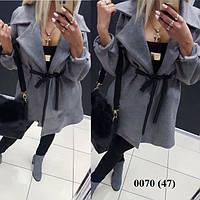 Пальто женское осеннее кашемировое 0070 (47)