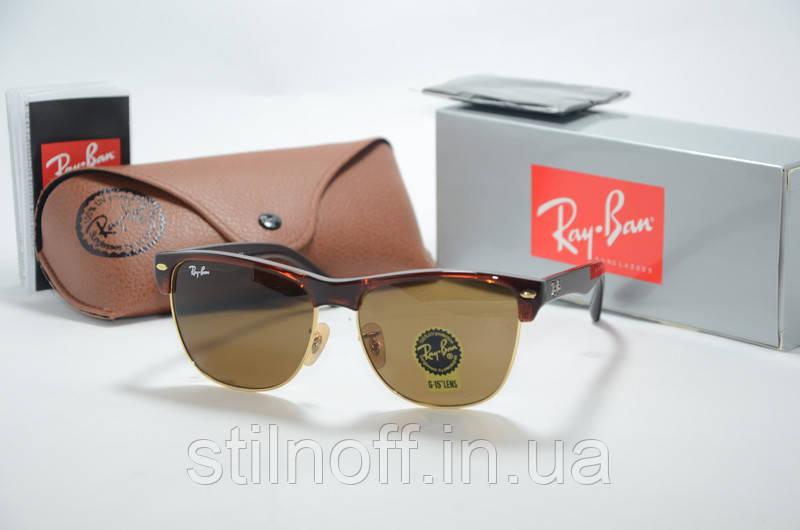 Солнцезащитные очки Ray Ban Clubmaster - Интернет-магазин женской и мужской  обуви 36d5afc4499ea