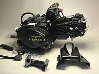Двигатель Актив (Active) 110сс автомат SABUR