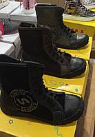 Детские замшевые ботинки Размеры 30-35