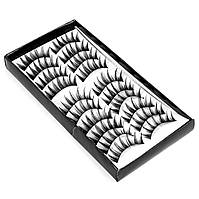 Накладные ресницы 10 пар Beauties Factory Good-to-go Eyelashes – BF-8