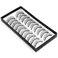 Накладные ресницы 10 пар Beauties Factory Good-to-go Eyelashes – BF-5