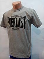 Футболка Everlast (серый)