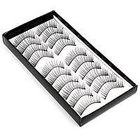 Накладные ресницы 10 пар Beauties Factory Good-to-go Eyelashes – BF-10
