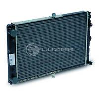 Радиатор охлаждения 21082 (алюм) (LRc 01082) ЛУЗАР