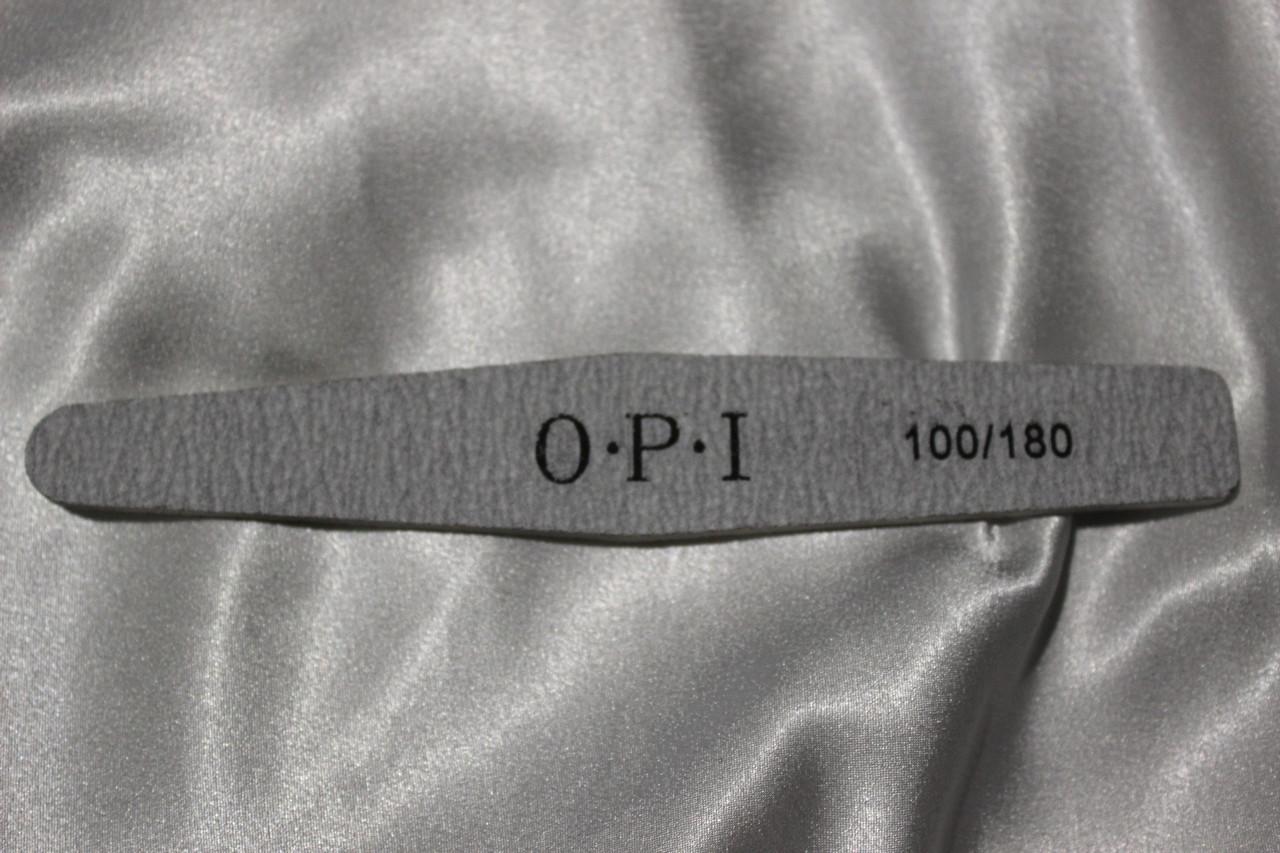 Пилка 100/180 грит O.P.I