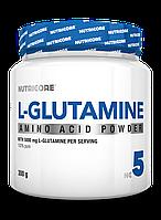 Глютамин Nutricore L-Glutamine (300 грамм.)