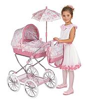Коляска для куклы детская с зонтиком серии Даниэла DeCuevas 81021