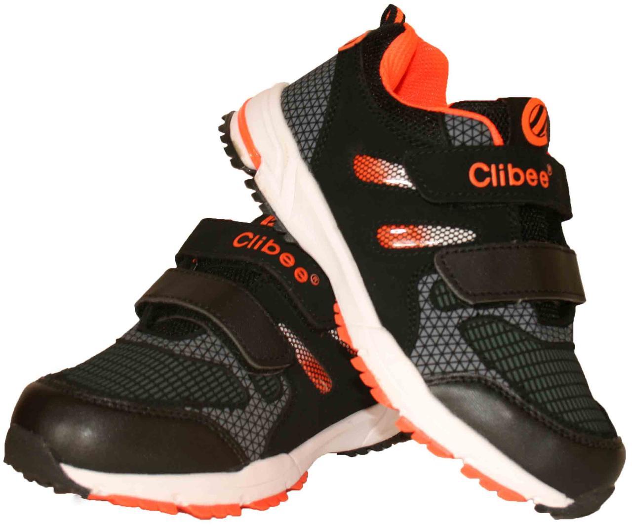 Детские кроссовки для мальчиков CLIBEE Польша размеры 32-37