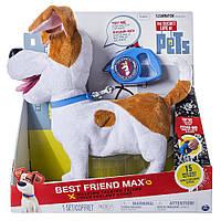 Интерактивный разговаривающий Макс Secret Life of Pets