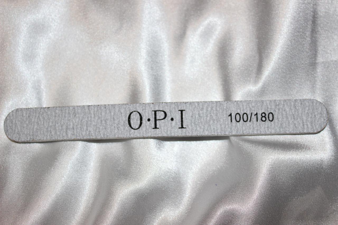 Пилка 100/180 грит O.P.I.