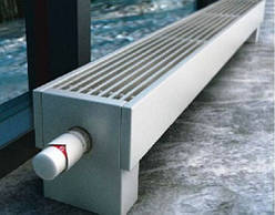 Водяний конвектор підлоговий 160.2000.280