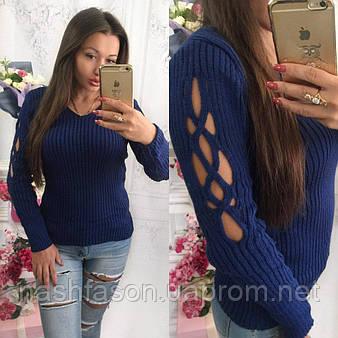 Женский свитер - вязка, PEPPER, 4448