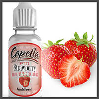 Ароматизатор Capella Sweet Strawberry