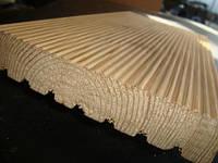Террасная доска лиственница (0-1) 27х142х3000...4000