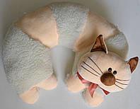 Подушки із овечої шерсті Рогалик .