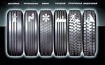 тип рисунка протектора грузовой шины