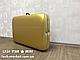 Косметологічна кушетка для нарощування вій LASH STAR MINI - золото, фото 4