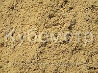 Песок горный 8 куб. м
