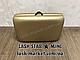 Косметологічна кушетка для нарощування вій LASH STAR MINI - бронзовий колір, фото 2