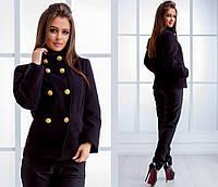 Кашемировое пальто 42-46