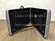 Косметологическая кушетка для наращивания ресниц LASH STAR MINI - перламутровое серебро, фото 4