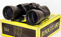 """Бинокль """"JAXY"""" 20x50 чёрный (стекло), фото 1"""