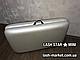 Косметологическая кушетка для наращивания ресниц LASH STAR MINI - перламутр молочный, фото 5