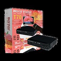 Ресивер DVB-T2 WORLD VISION T70