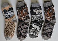 Чоловічі ангорові шкарпетки .