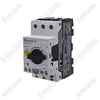 Автоматический выключатель защиты двигателя PKZM0-0.4 EATON MOELLER