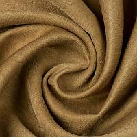 Ткань для штор Блэкаут софт Коричневый