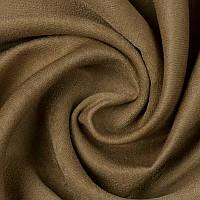 Ткань для штор Блэкаут софт Кофейный