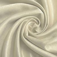 Ткань для штор Блэкаут софт Слоновая кость