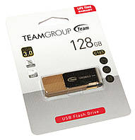 Флешка USB 3.0 128Gb Team C143 Brown / TC1433128GN01