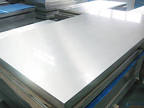 Алюминиевый лист А5М  2.0 мм, фото 3