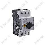 Автоматический выключатель защиты двигателя PKZM0-1.6 EATON MOELLER, фото 2