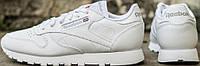 Купить кроссовки Оригинальные Reebok Classic Leather All White.