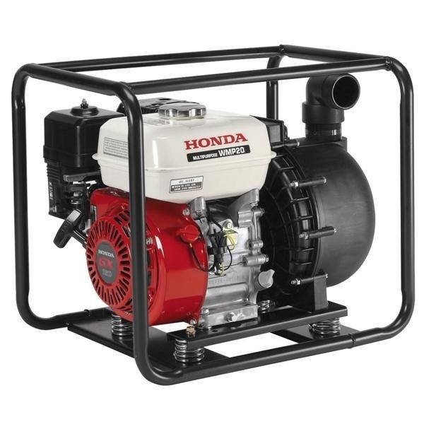 Бензиновая мотопомпа для химически активных веществ Honda WMP20X1