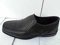 Мужские кожаные туфли Walker 19