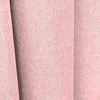 Ткань для штор Однотонная мешковина Розовый
